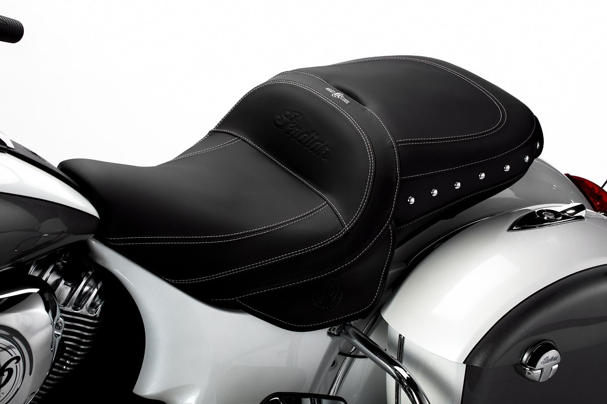 The Indian ClimaCommand Classic Seat