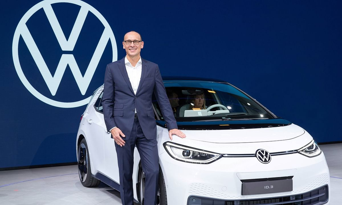 Ralf Brandstatter appointed as the new CEO for Volkswagen brand