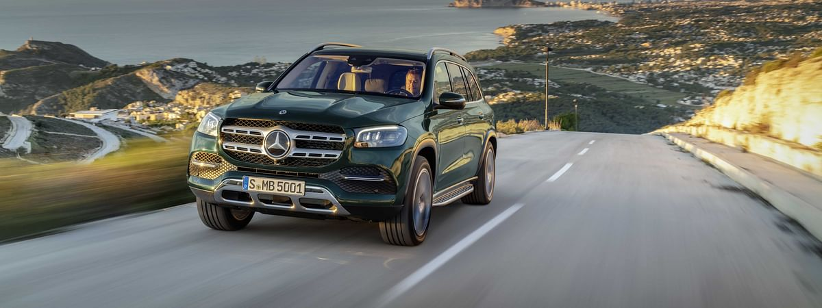 The GLS has road presence that few others can match