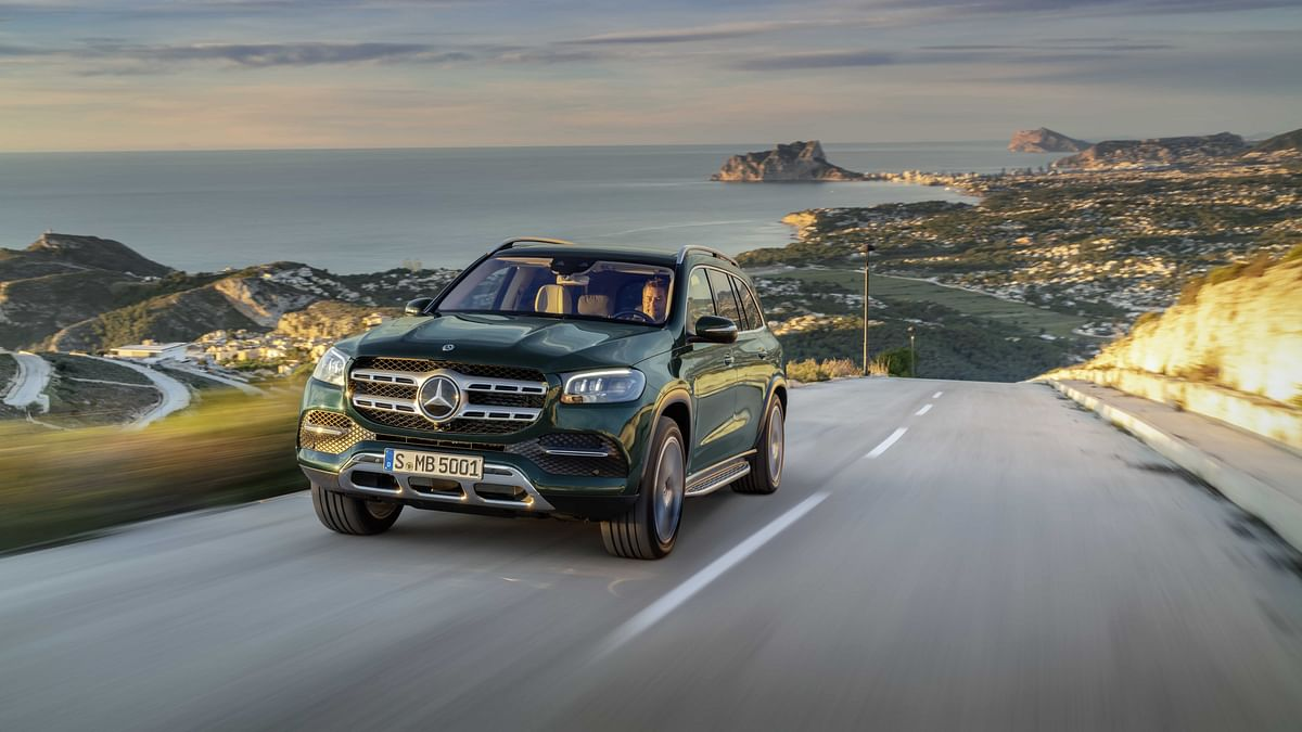 Mercedes-Benz launches all-new GLS in India for Rs 99 lakh