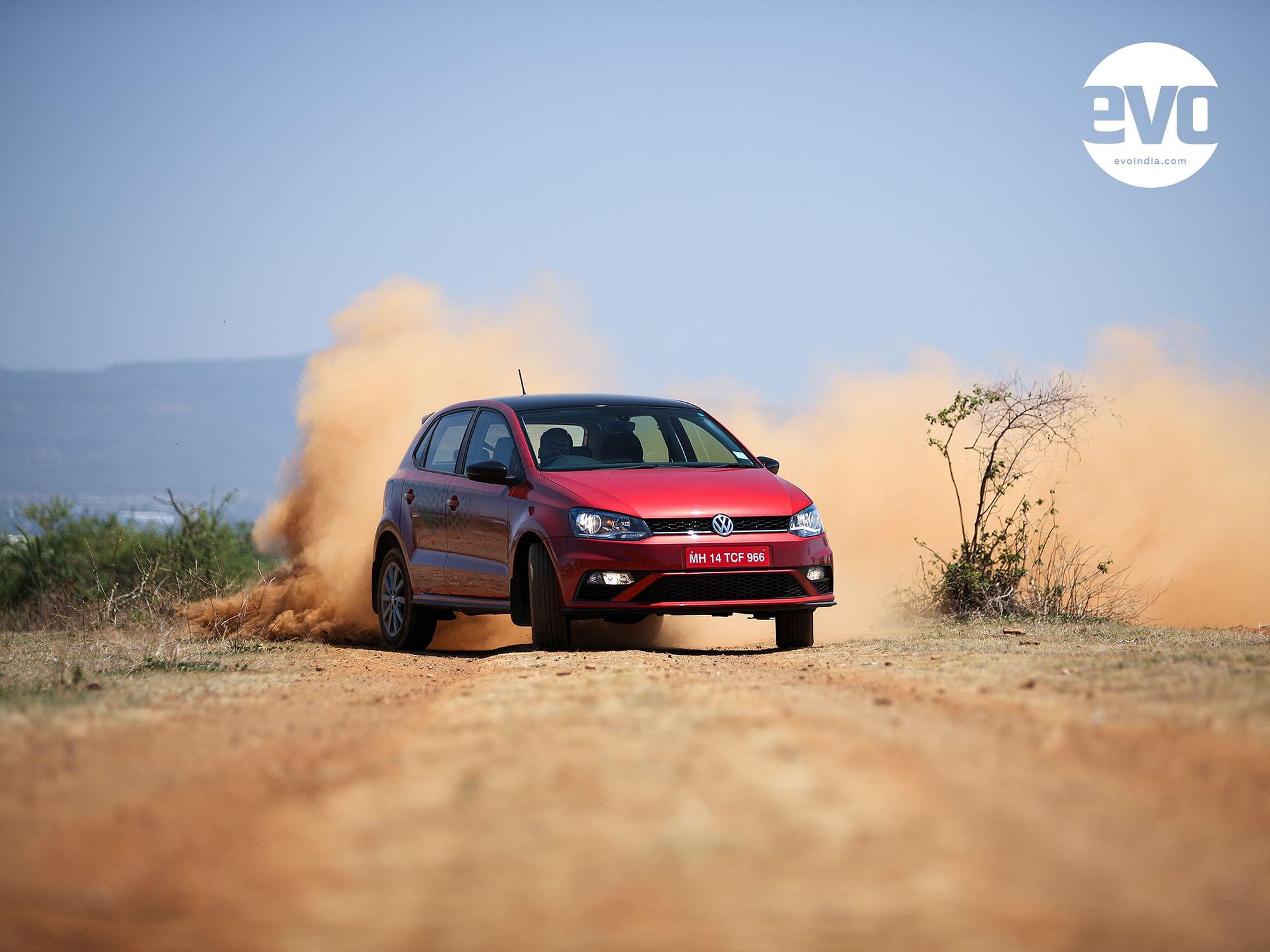 Volkswagen Polo 1 0 Tsi Review Evo India