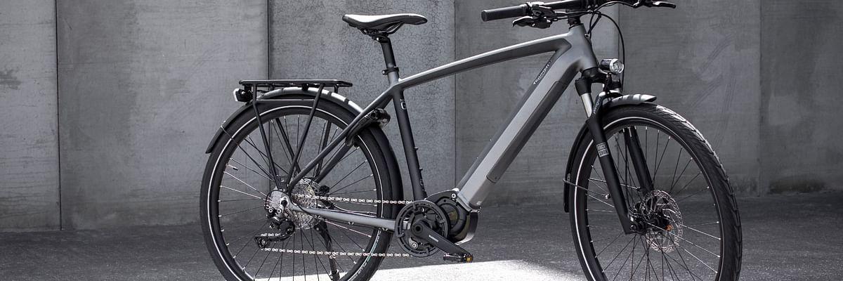 Triumph reveals Trekker GT e-bicycle