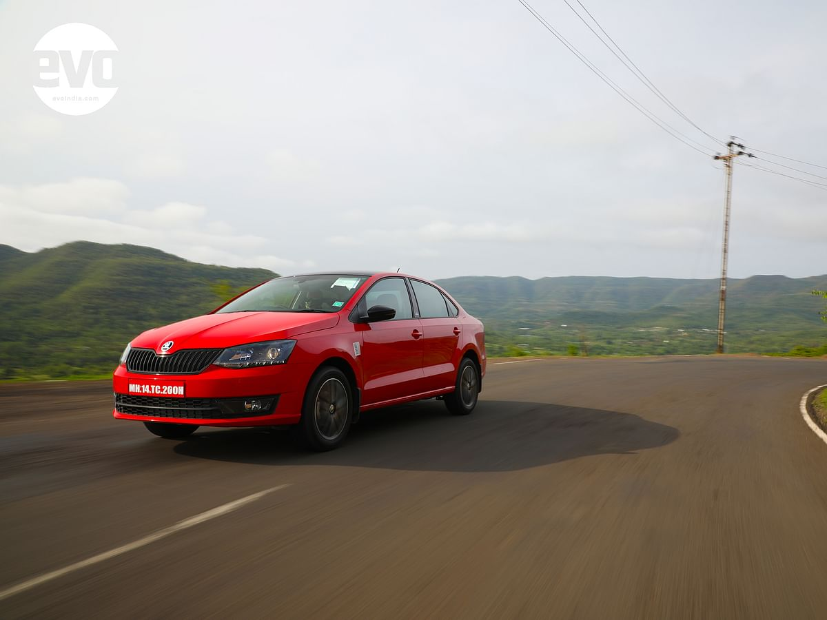 Skoda Rapid TSI AT launched at Rs 9.49 lakh