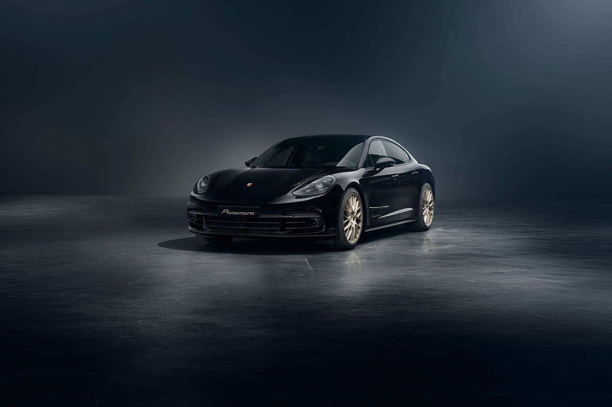 Porsche Panamera 4 10 Years Edition launched at 1.6 crore in India