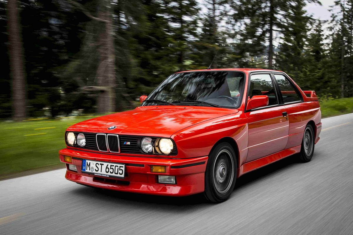 The E30 M3 was one of the finest sedans BMW has ever built
