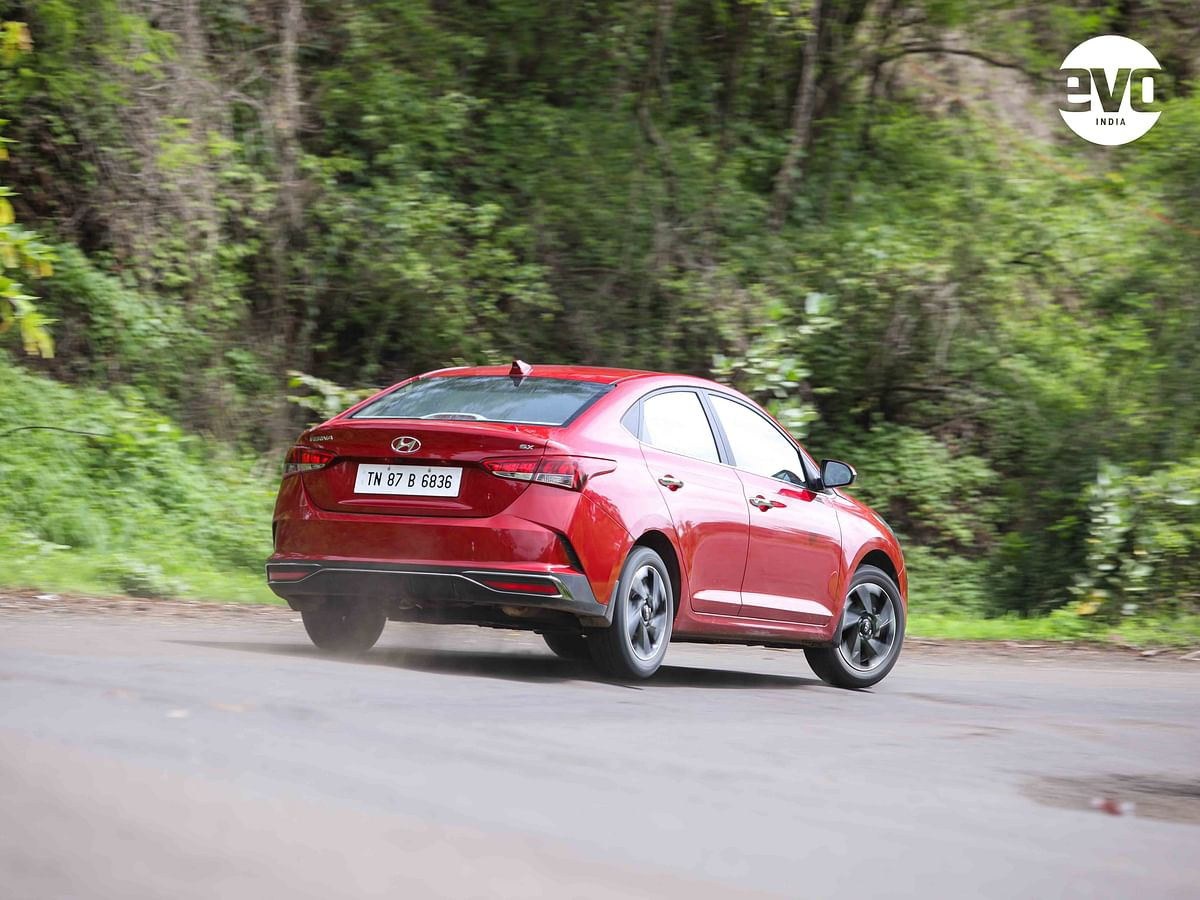 The 2020 Hyundai Verna has improved ride and handling