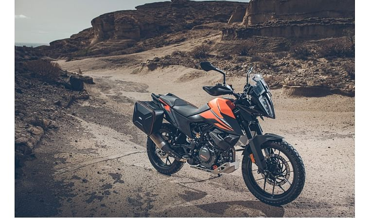 Customising your adventures, on your KTM 390 Adventure
