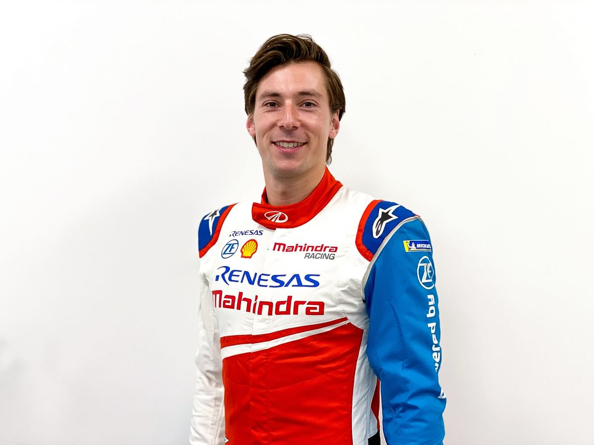 Alex Lynn to fly the Mahindra Racing flag