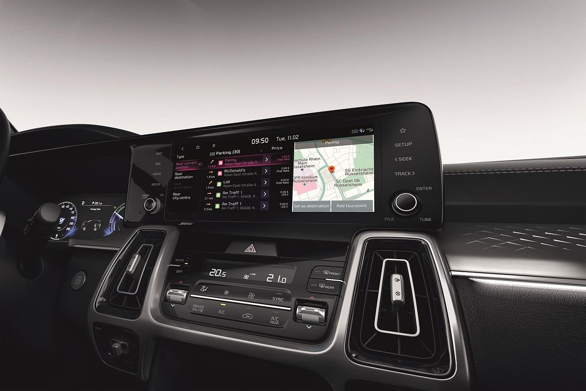 Kia rolls out big update to the UVO Connect app