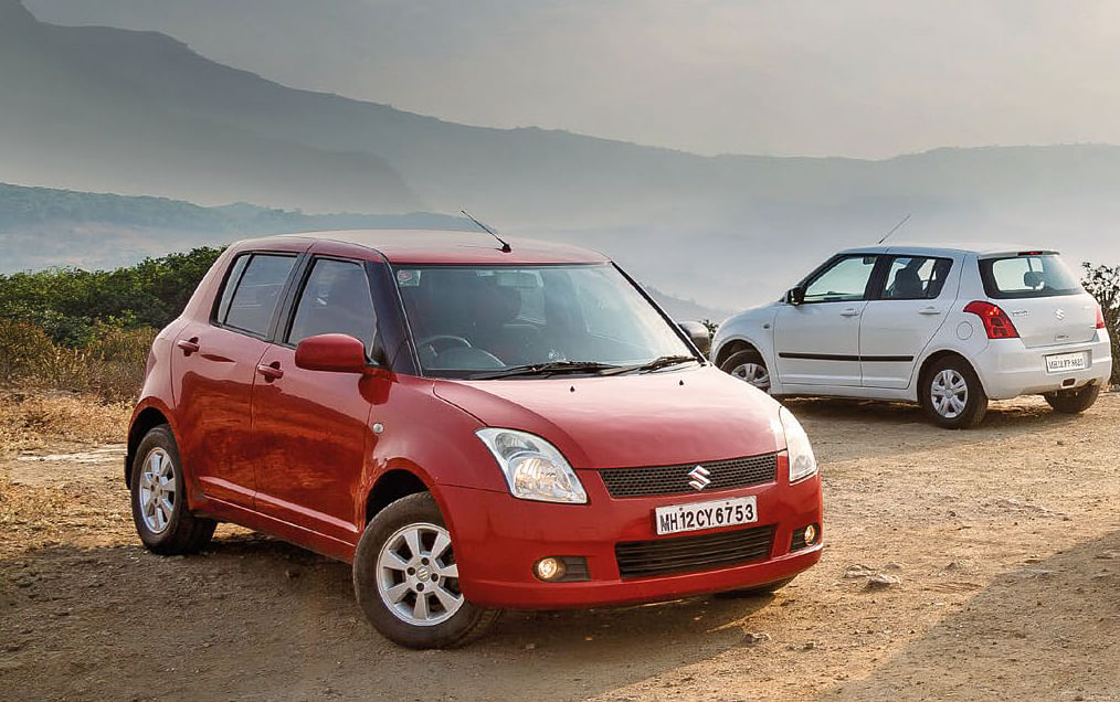 The Swift went a long way in lending style into Maruti's staid image