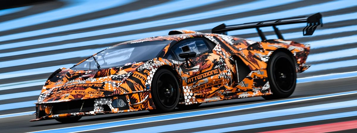 Lamborghini has pulled out all the stops on this one
