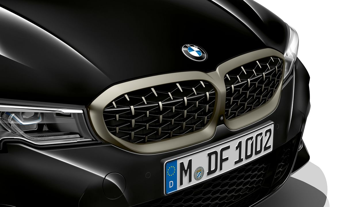 Five of the best-looking kidney grilles from BMW