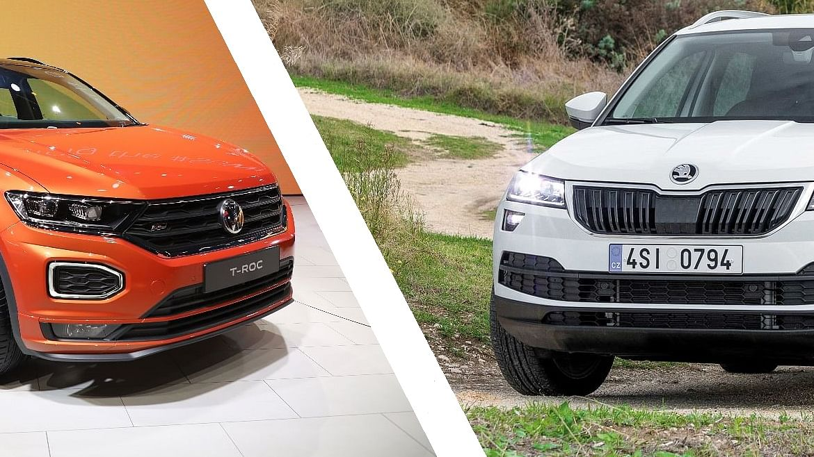 Volkswagen T-Roc or Skoda Karoq: Which one's the one for you?