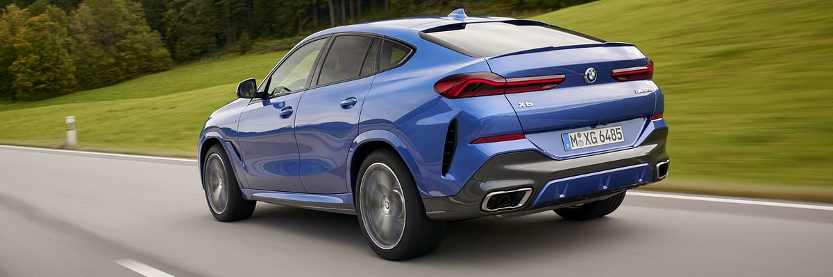 BMW X6 contest   Terms and conditions
