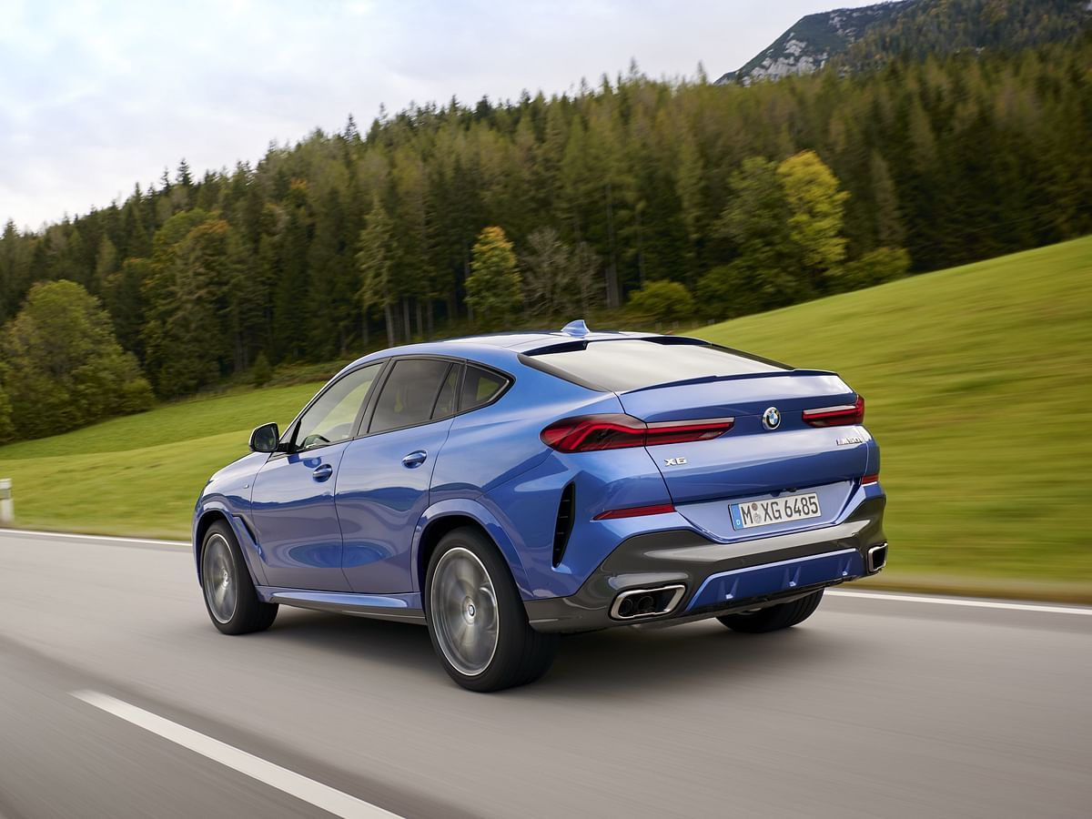 BMW X6 contest | Terms and conditions