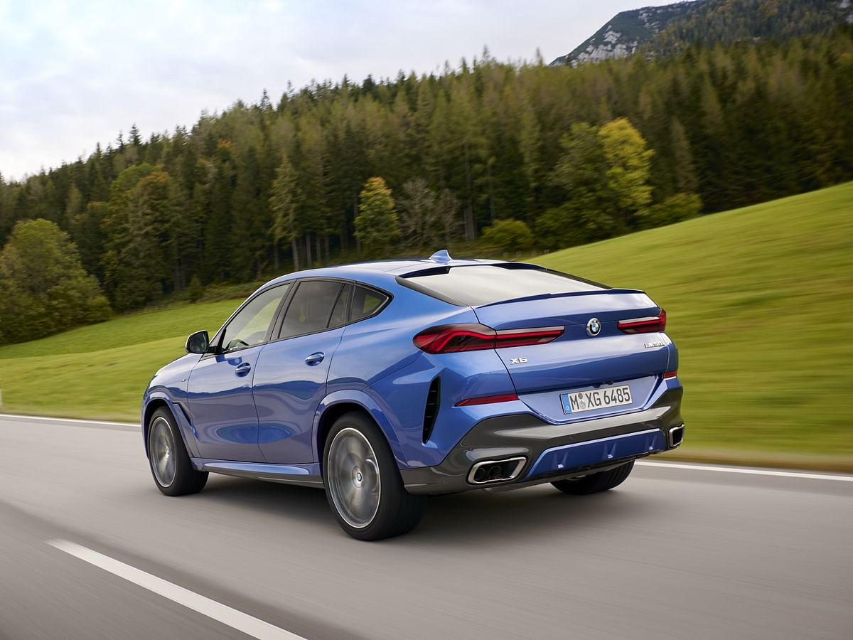 2020 BMW X6 slated for India launch on June 11