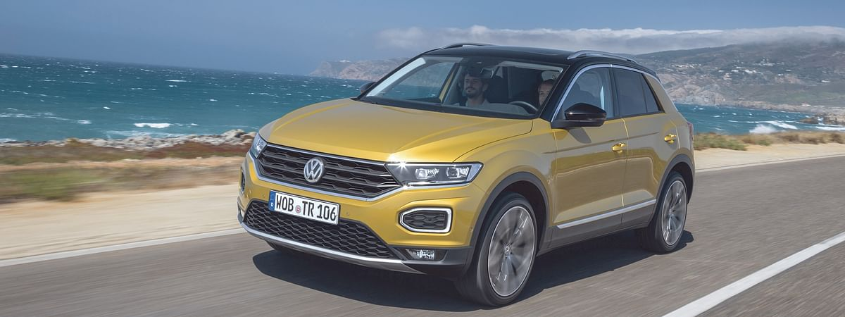 Tiguan's stylish little sibling