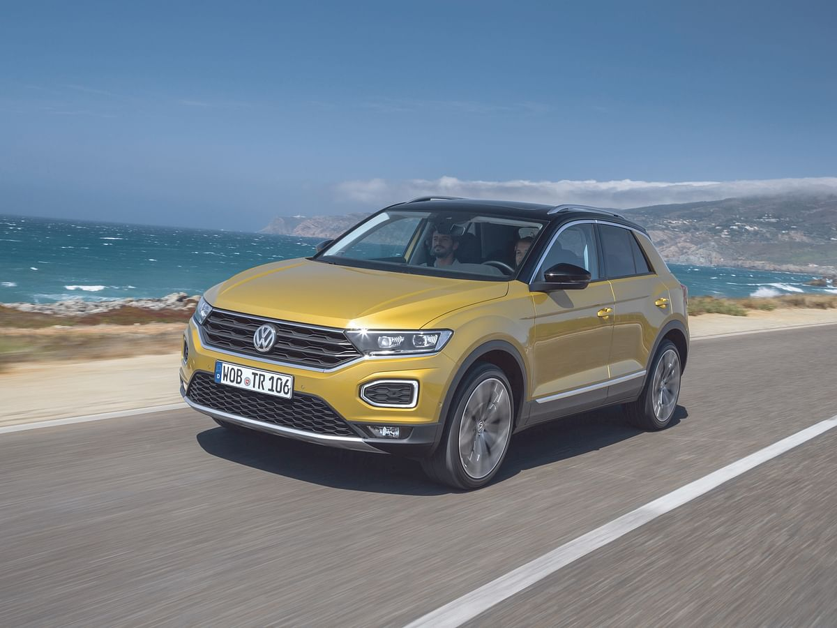 Volkswagen T-Roc | The third rock