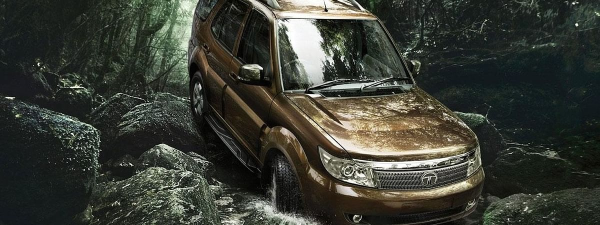 Tata Safari- the name itself creates an image of a big, strong, burly SUV in our minds.