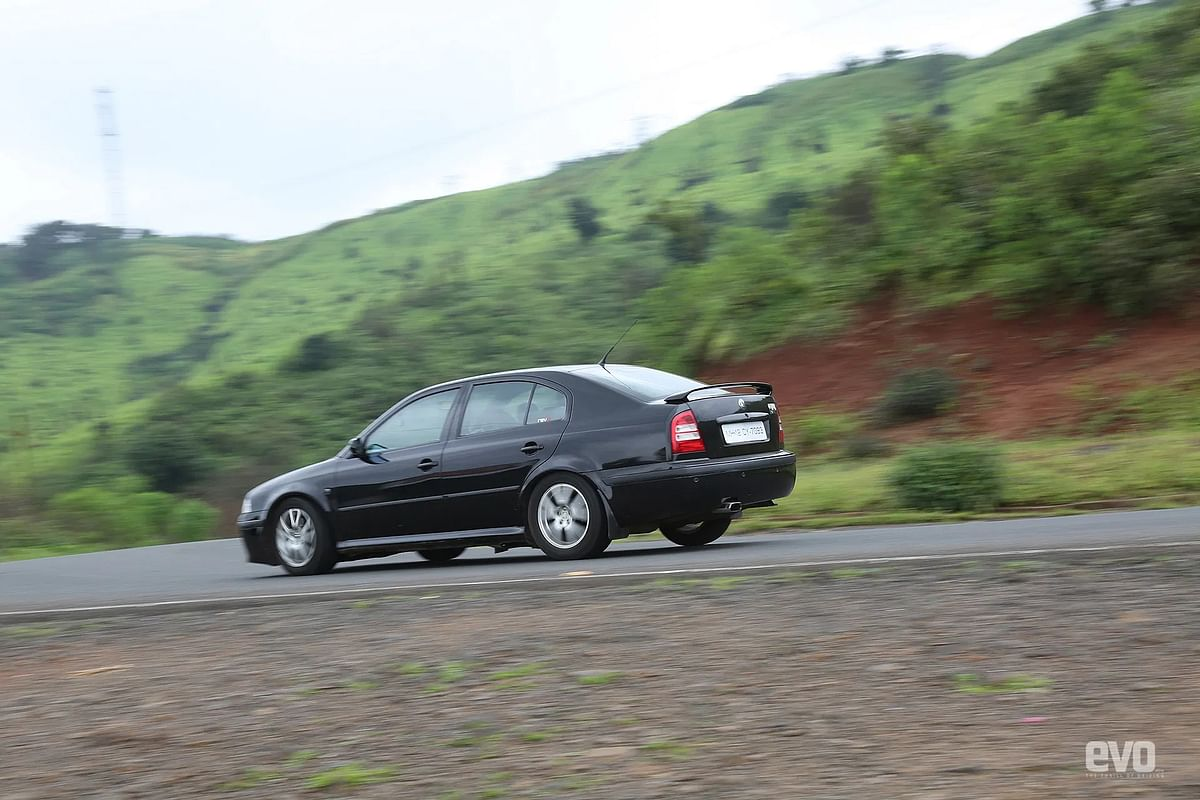 The Octavia got the ball rolling for turbo-petrols