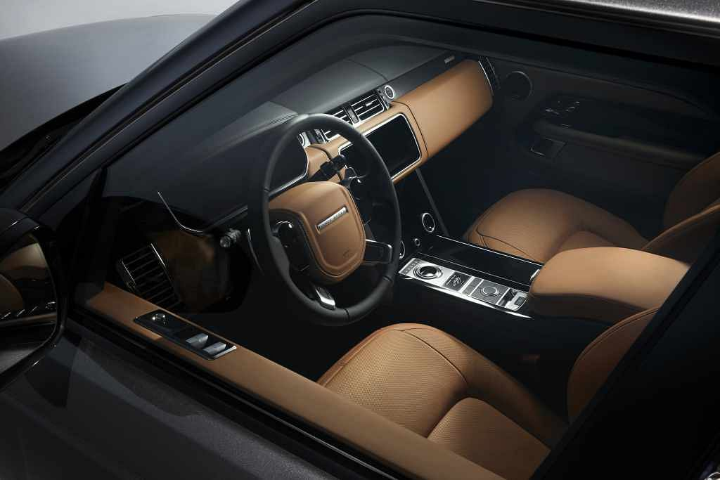 The interior colours also pay homage to one that was available on the original