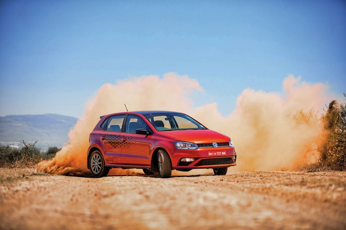The Polo TSI is hotter and more affordable than ever before!