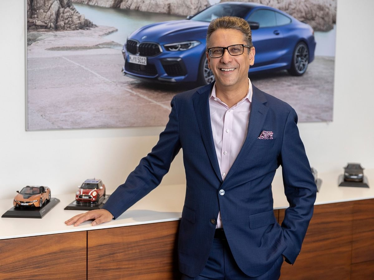 Vikram Pawah to take over as President of BMW India