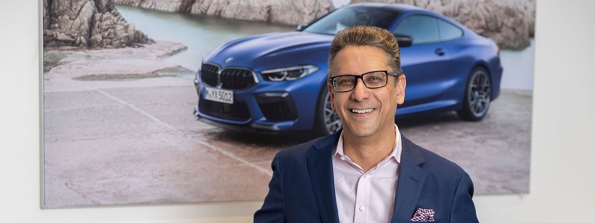 Vikram Pawah to take over as President of BMW India