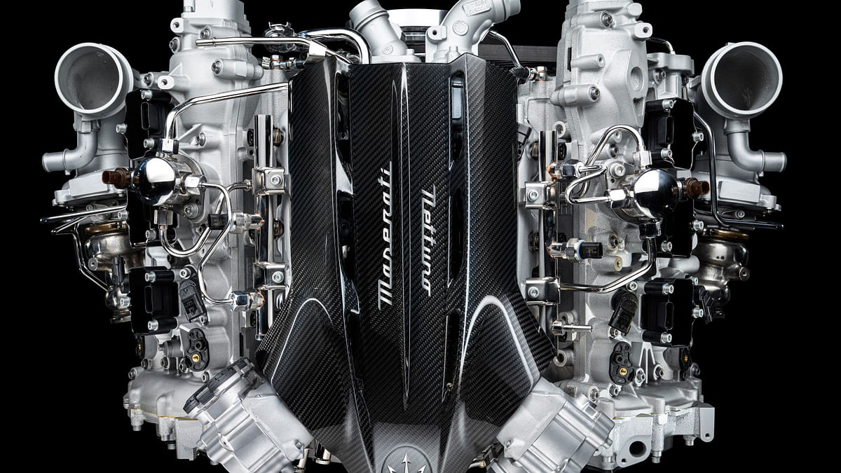 Maserati may go racing using this engine, if not a reworked version, sometime in the future