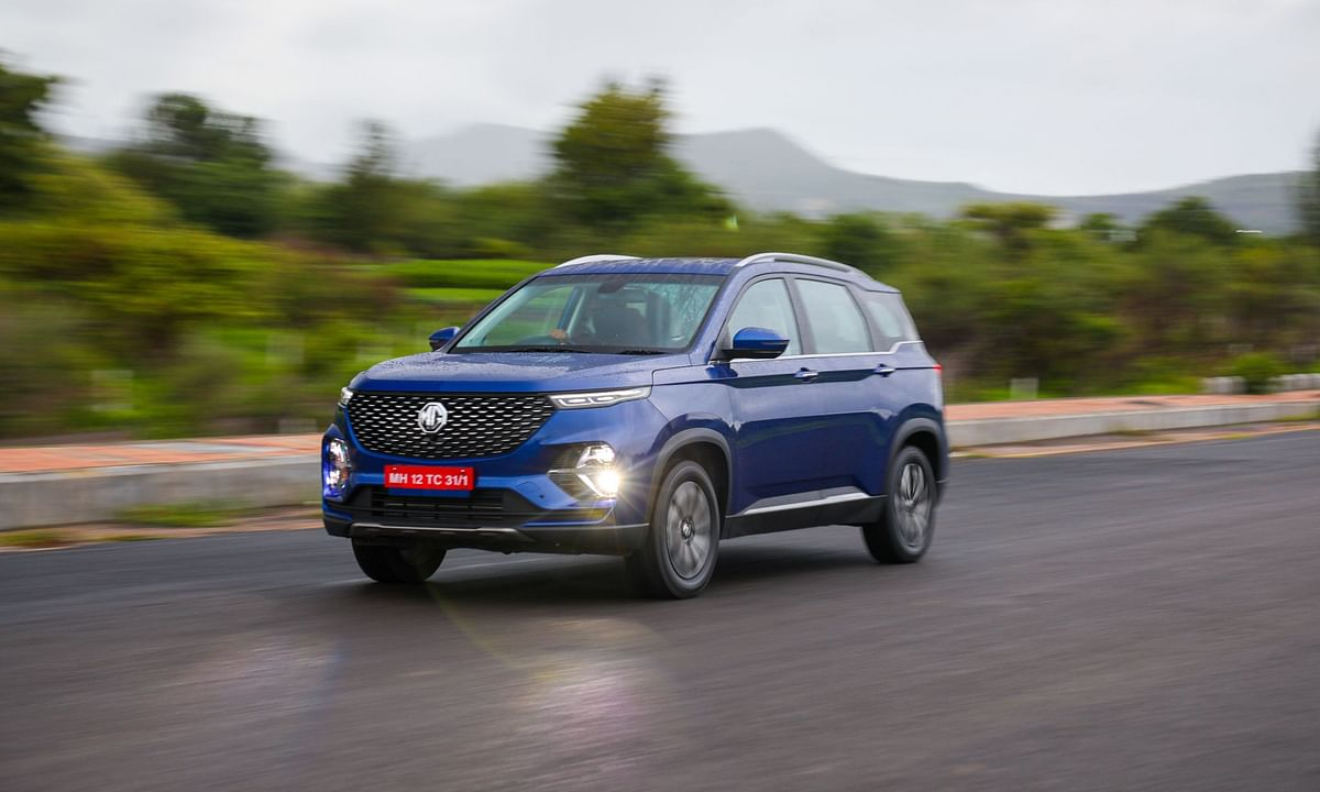 MG brings pre-owned sales 'Reassure' to India