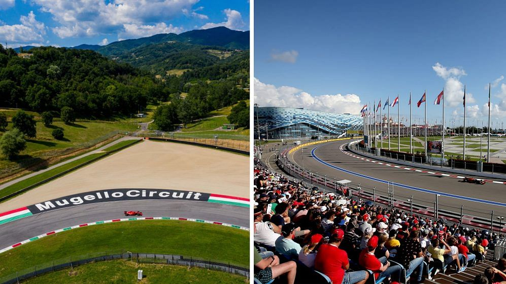 Revised 2020 Formula 1 calendar packs a pleasant surprise