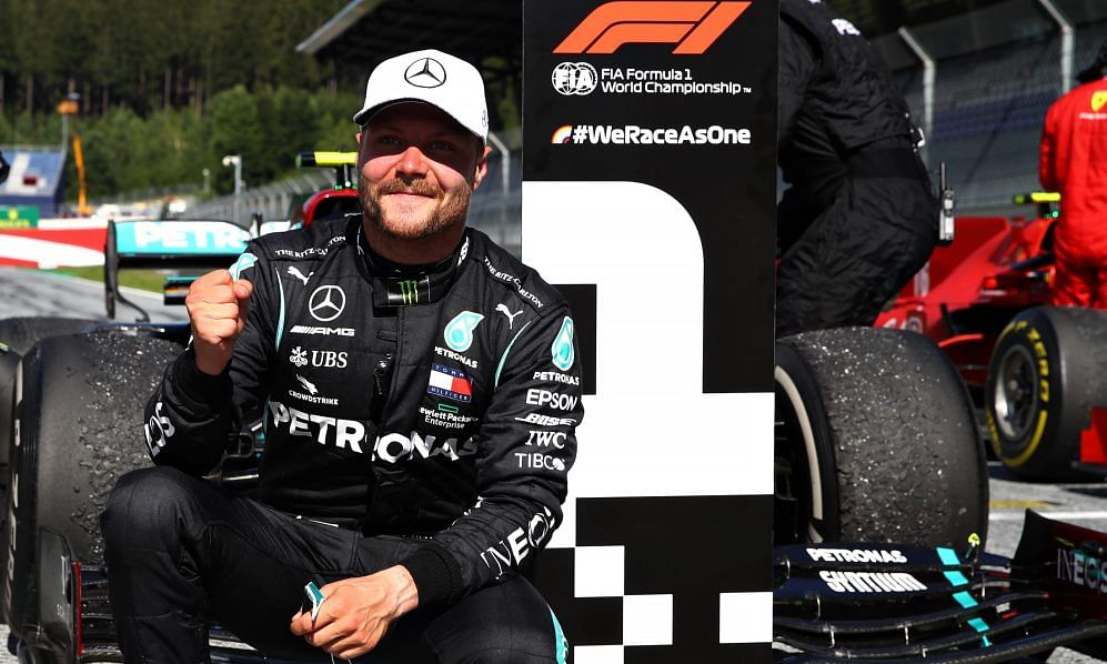 Formula 1 kicks off in Austria with a win for Bottas