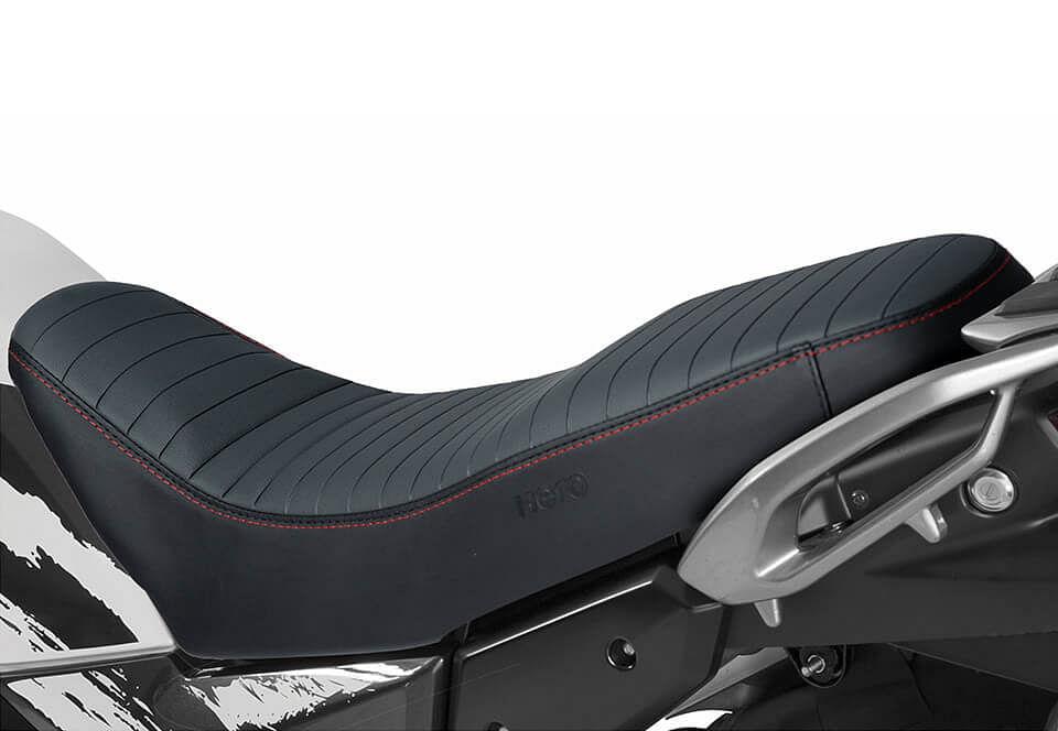 XPulse 200 seat cover - Tourer