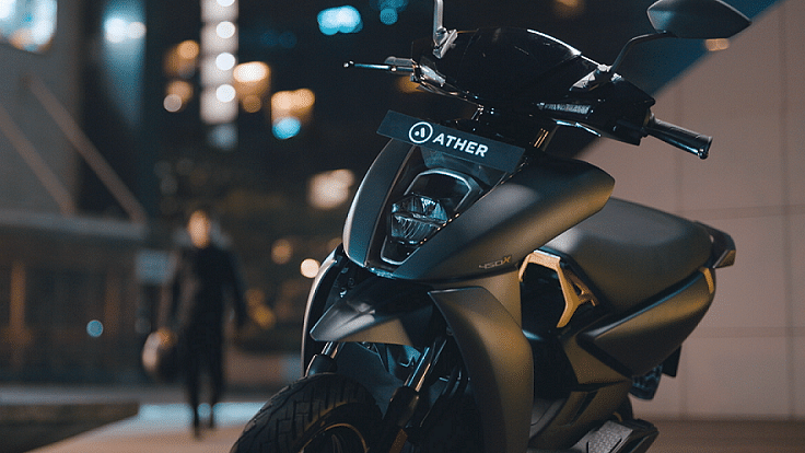 Hero MotoCorp invests Rs 84 crore in Ather Energy