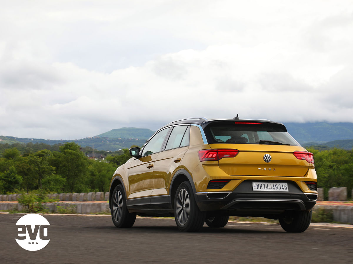 Looking at the segment the T-Roc sits in, it looks like an oddball car