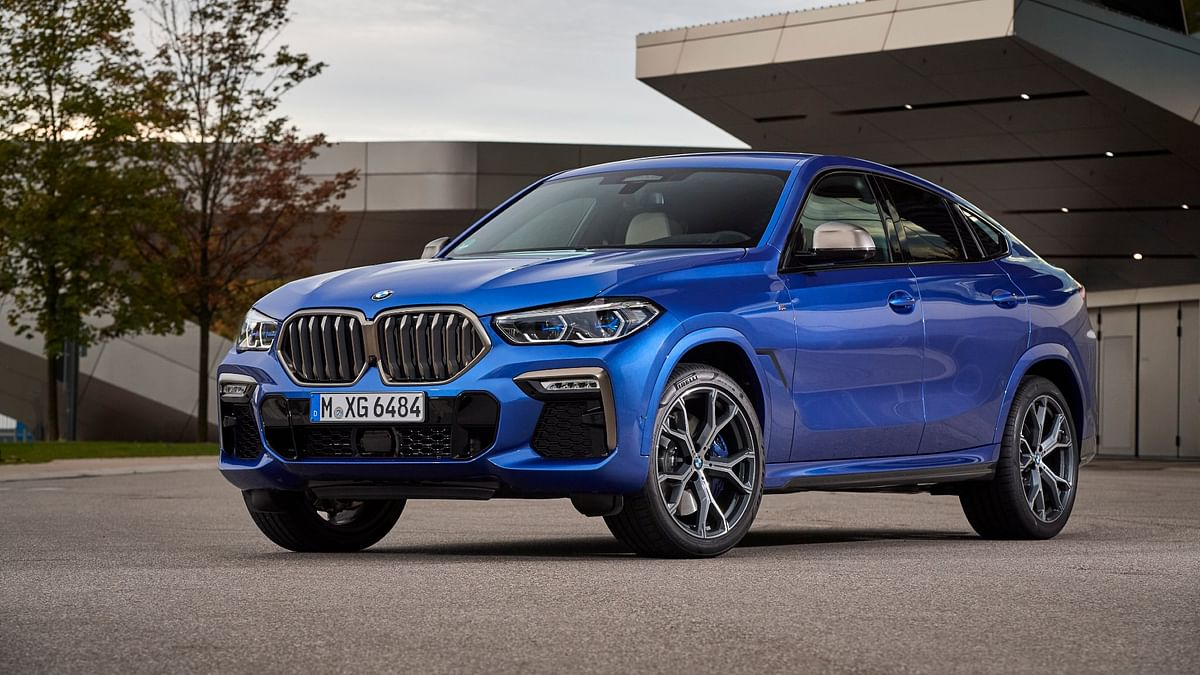 Five cool things you should know about the BMW X6