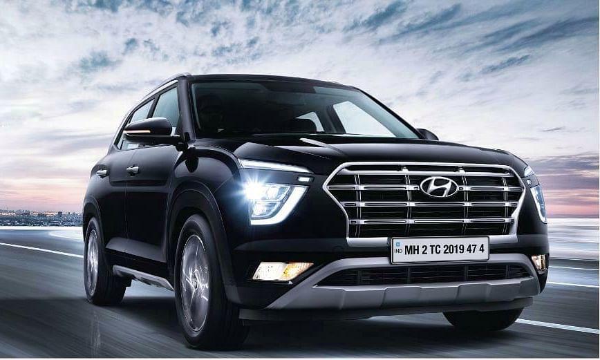 Hyundai records over 55,000 bookings for the Creta