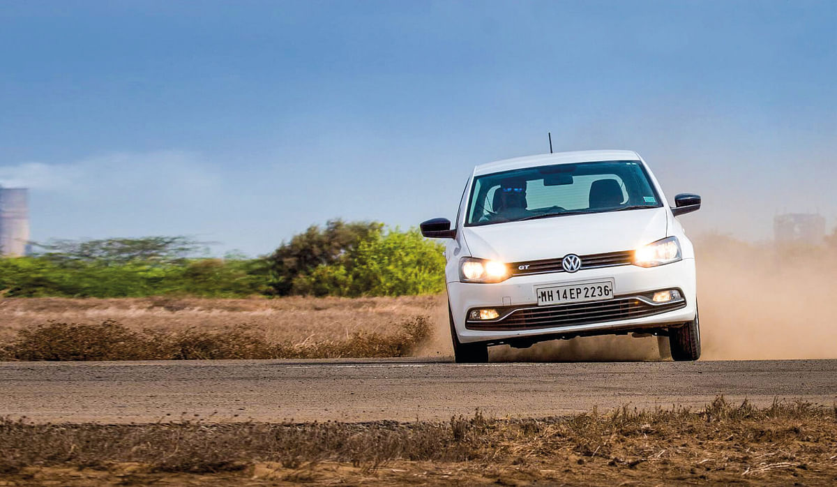 Exploiting the performance of Polo GT  TSI