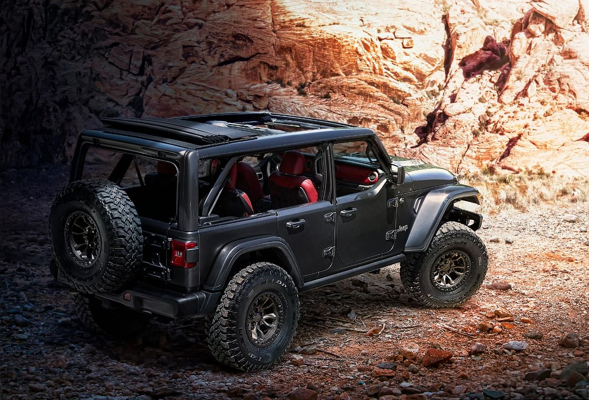 The Rubicon 392 might still just be a concept, but it looks like it could well be a reality