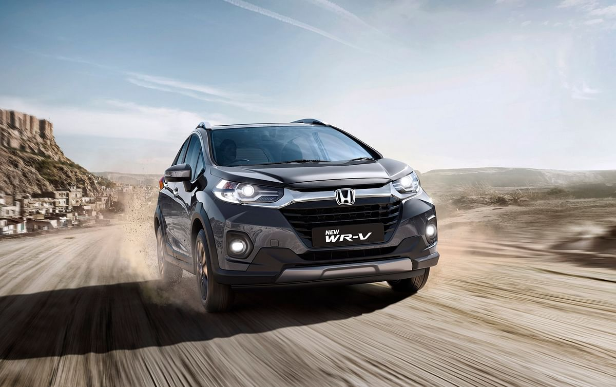 Honda launches facelifted WR-V, prices start at Rs 8.49 lakh