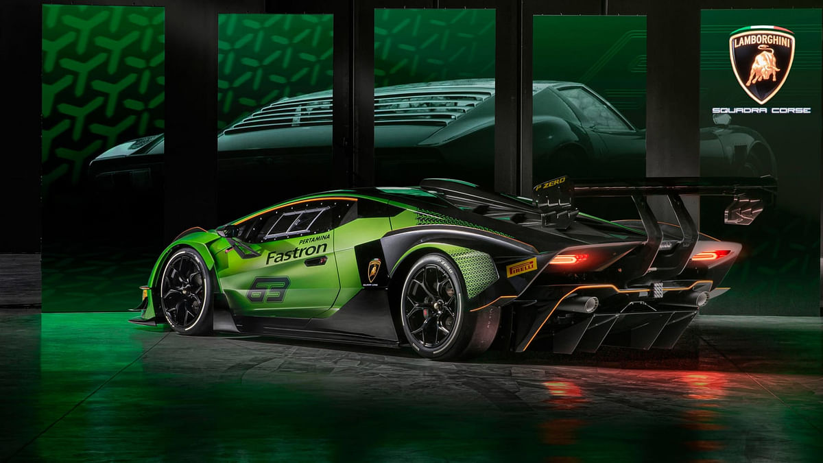 Lamborghini Essenza SCV12 revealed as 818bhp track-only hypercar