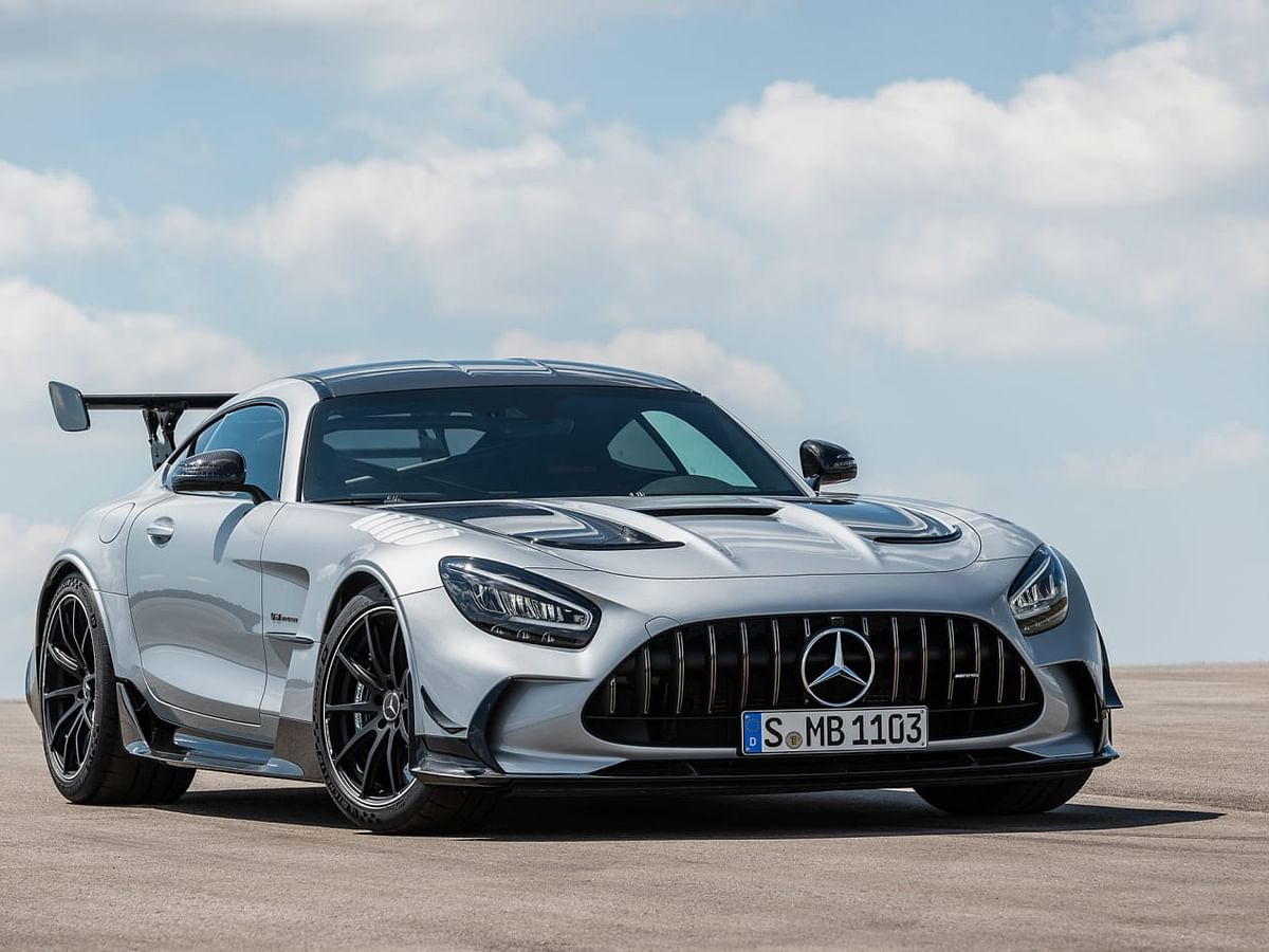 Technical specifications of 720bhp Mercedes-AMG GT Black Series revealed