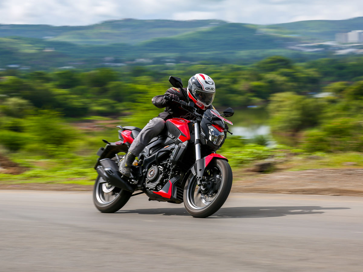 Bajaj Dominar 250 | First ride review