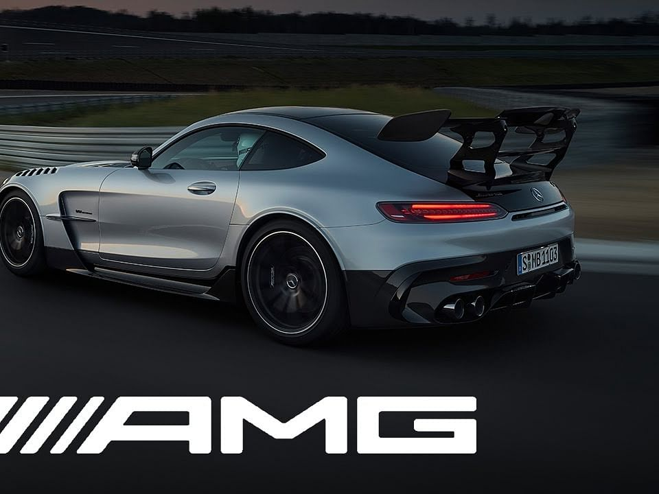 Mercedes teases the long rumoured AMG GT Black Series