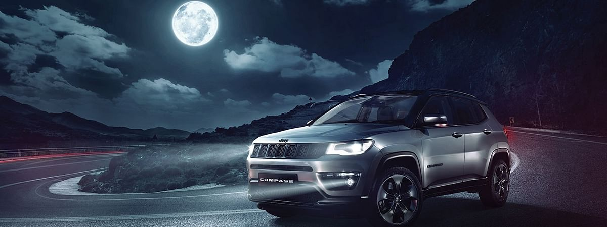 Night Eagle is the limited-run model of the Compass