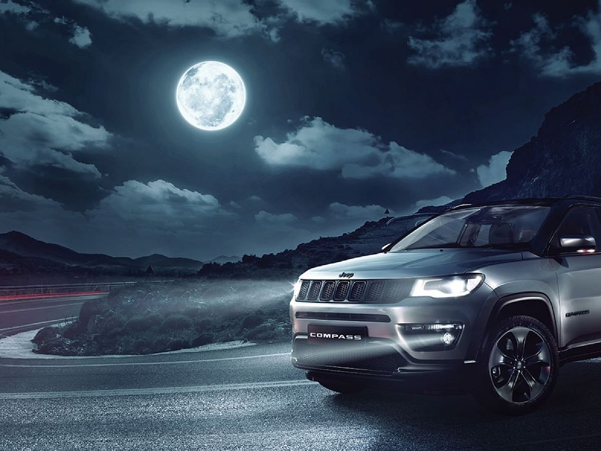 Jeep Compass Night Eagle edition launched at Rs 20.14 lakh