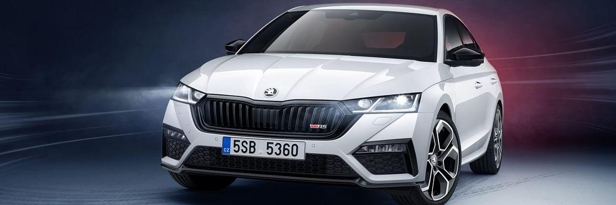 Fourth-gen Skoda Octavia RS range revealed