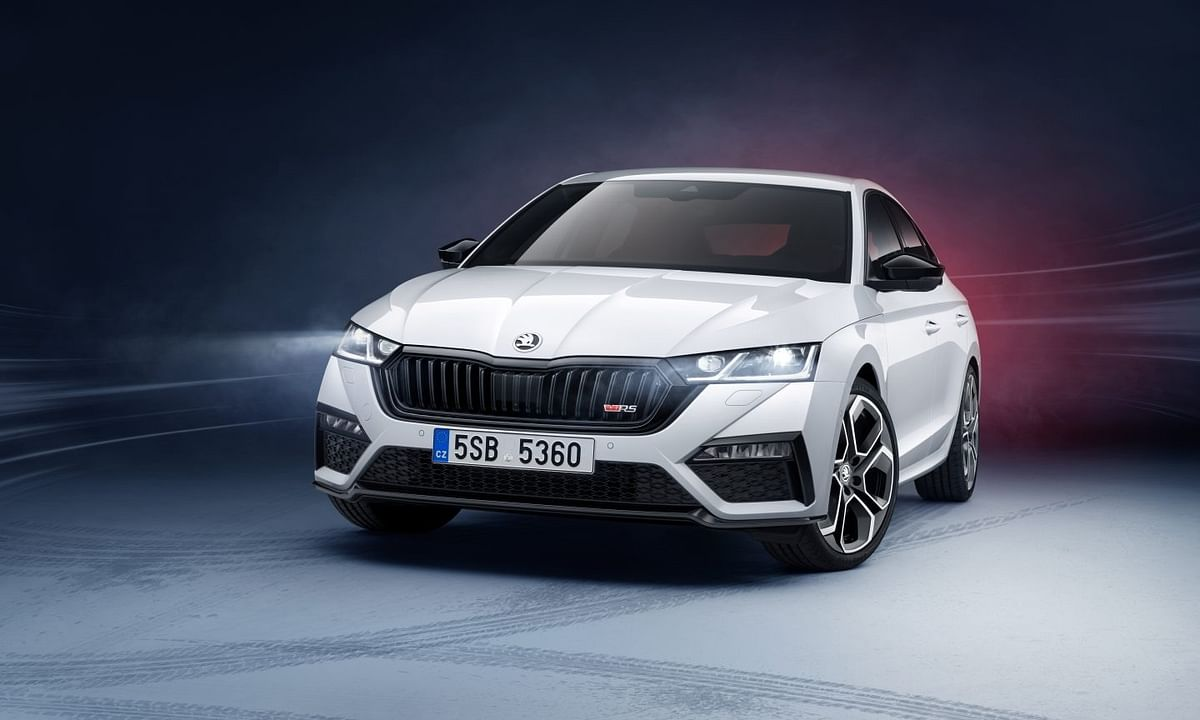 Fourth-gen Skoda Octavia RS range revealed