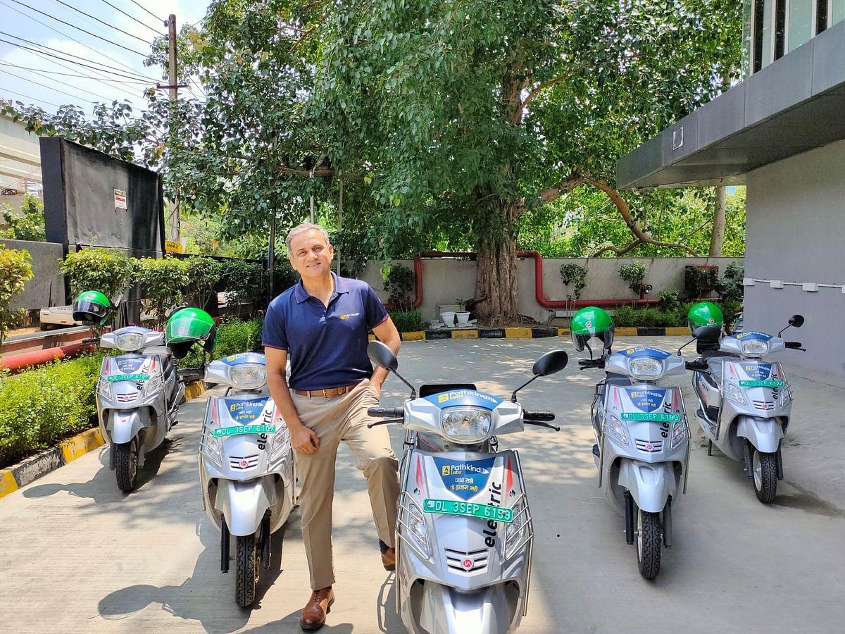 Sanjeev Vashishta, MD and CEO,  Pathkind Diagnostics