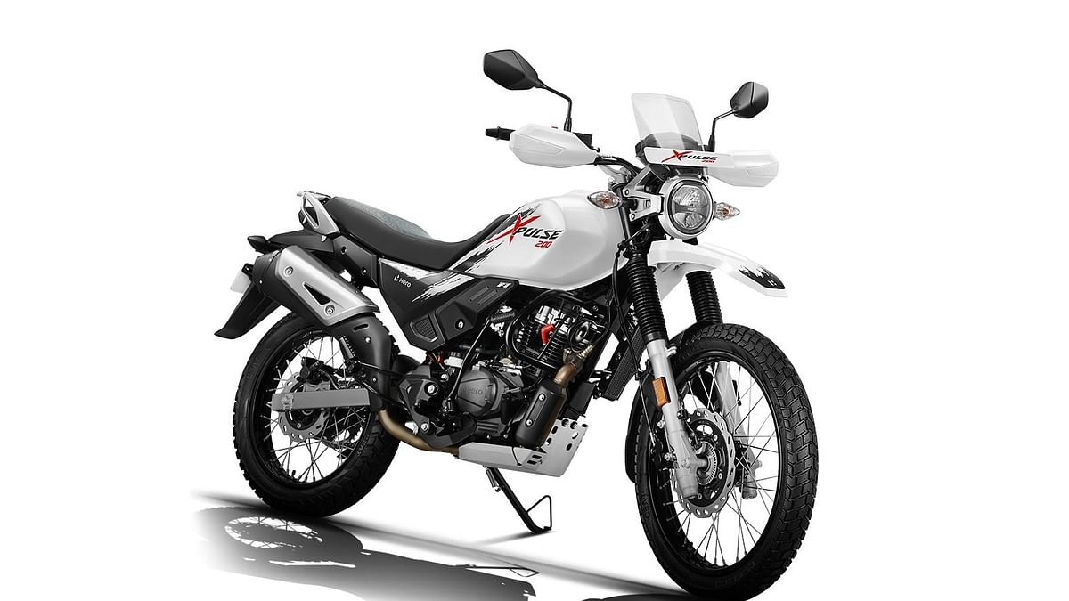 Hero Motocorp launches BS6-ready XPulse 200 at Rs 1.12 lakh